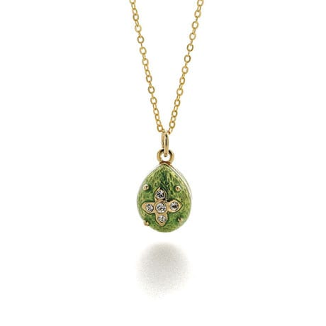 Imperial Egg Necklace