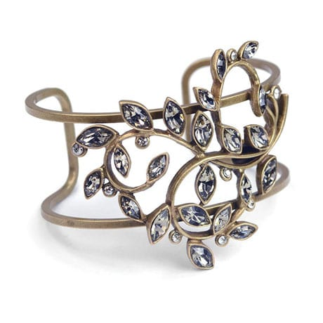 Jeweled Vine Cuff