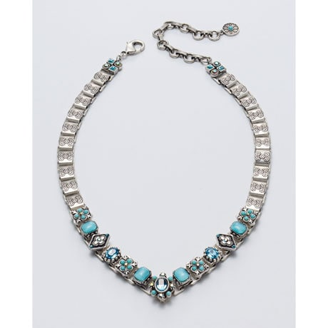 Royal Turquoise Necklace