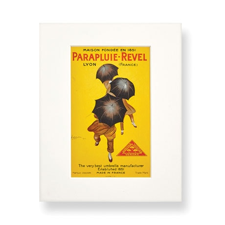 Parapluie-Revel Vintage Advertisement