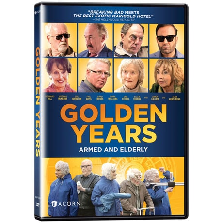 Golden Years DVD