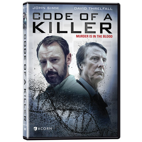 Code of a Killer DVD