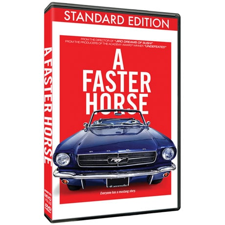 A Faster Horse DVD