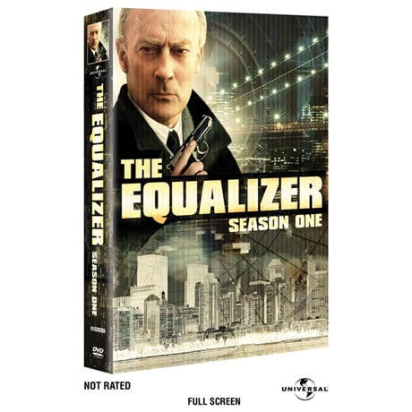 The Equalizer: Season One DVD