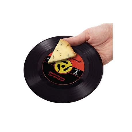 45 RPM Snack Plates