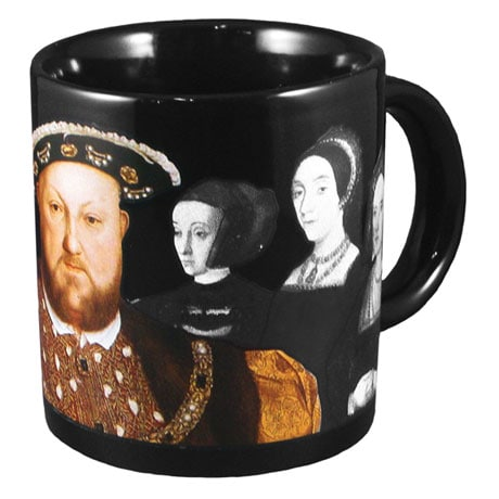 Disappearing Wives of Henry VIII