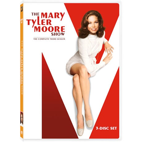 The Mary Tyler Moore Show: The Complete Third Season DVD