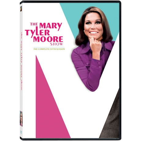 The Mary Tyler Moore Show: The Complete Fifth Season DVD