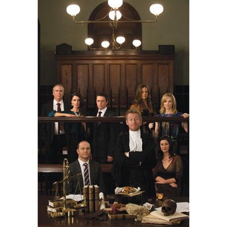 Rake: Series 2 DVD