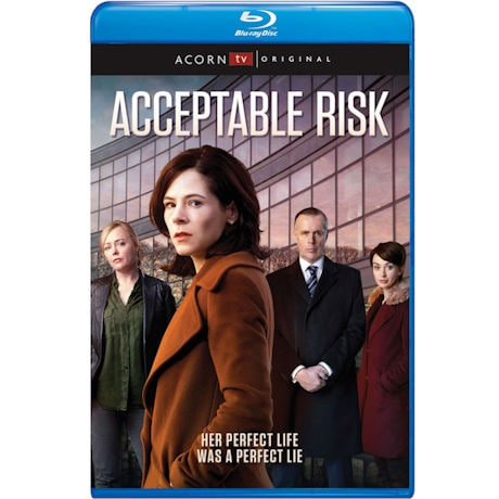 Acceptable Risk DVD & Blu-ray