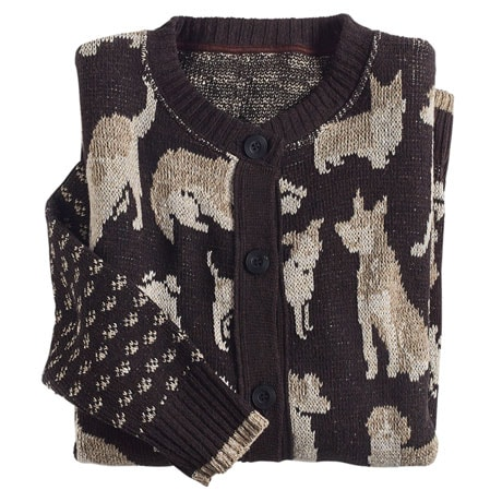 Dogs Cardigans