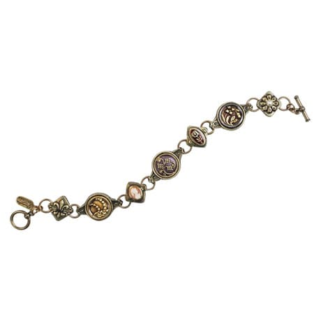 Victorian Buttons Bracelet