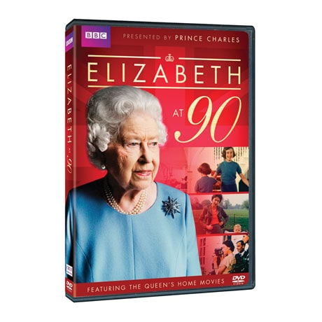 Elizabeth at 90 DVD