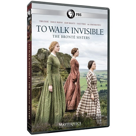 To Walk Invisible: The Brontë Sisters DVD