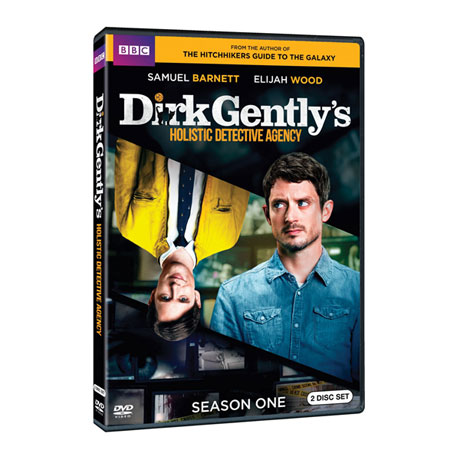 Dirk Gently's Holistic Detective Agency: Season One DVD