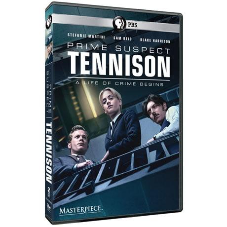 Prime Suspect: Tennison DVD & Blu-ray