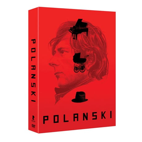 Roman Polanski Collection DVD