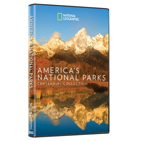 National Geographic: America's National Parks Centennial Collection DVD