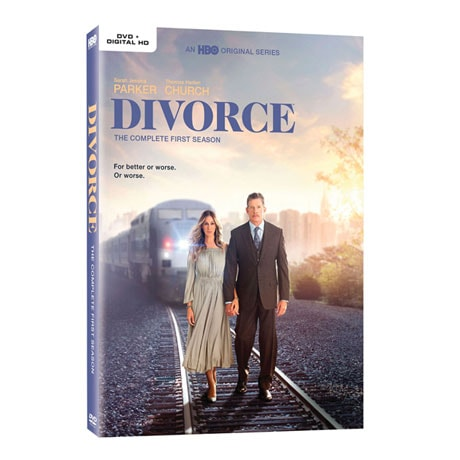Divorce: The Complete First Season DVD