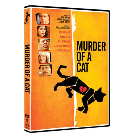 Murder of a Cat DVD