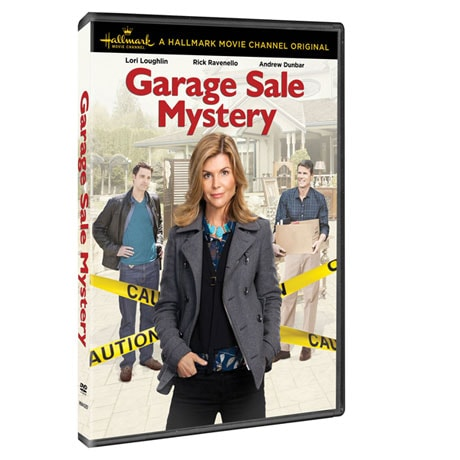 Garage Sale Mystery DVD