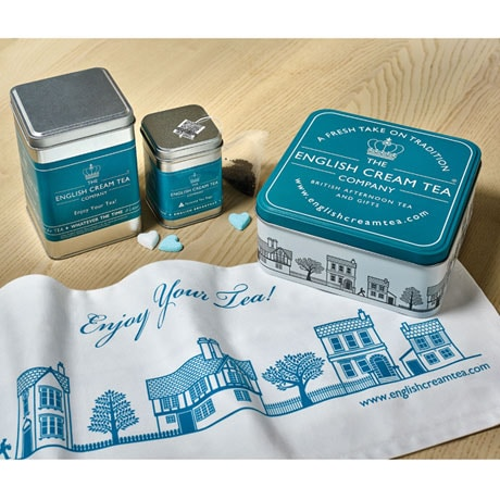 English Cream Tea Gift Tin