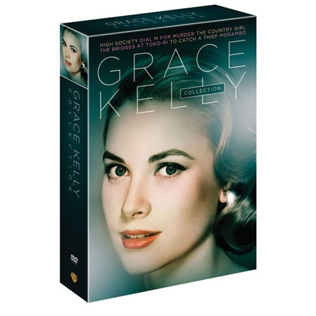Grace Kelly Collection DVD