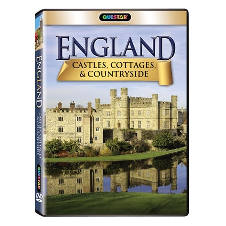 England: Castles, Cottages & Countryside DVD