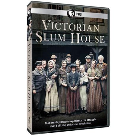 Victorian Slum House DVD