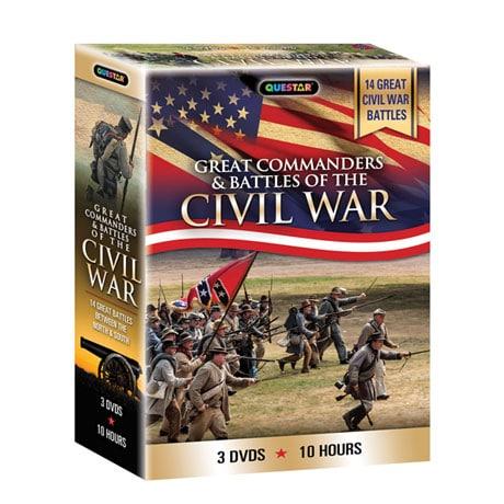 Great Commanders & Battles of the Civil War