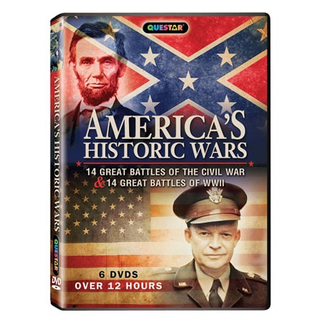 America's Historic Wars DVD