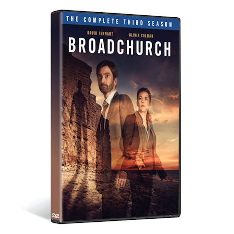 Broadchurch: The Complete Third Season DVD