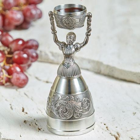 Pewter Nuernberg Bridal Cup