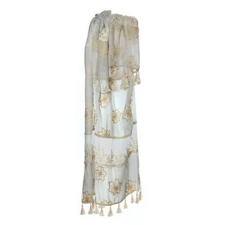 Vintage Lace Wrap