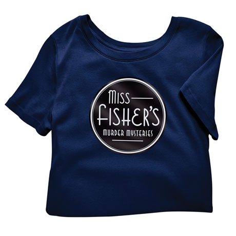 Miss Fisher's Murder Mysteries Shirts