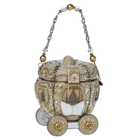 Mary Frances Hand-Beaded Before Midnight Handbag