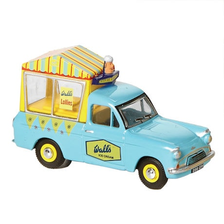 Vintage British Ice Cream Trucks: Wall's