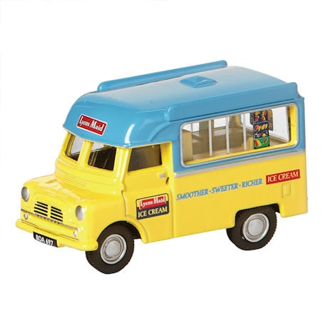 Vintage British Ice Cream Trucks: Lyon's Maid