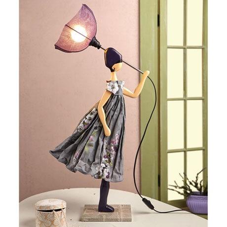 Mademoiselle Lamp