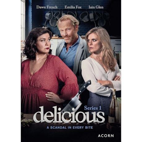 Delicious: Series 1 DVD