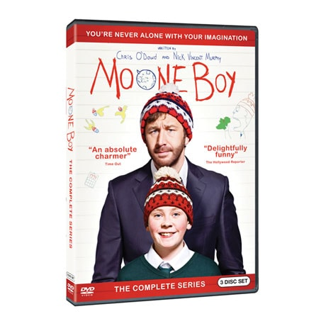Moone Boy: The Complete Series DVD