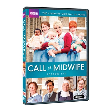 Call the Midwife: Season Six DVD