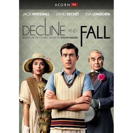 Decline & Fall DVD