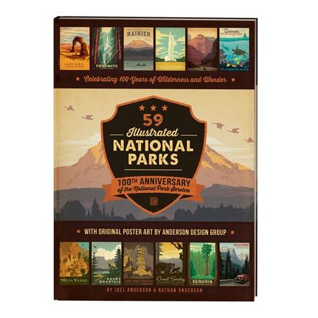 National Parks 100th Anniversary Book