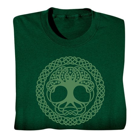 Celtic Tree of Life Shirts