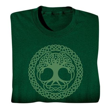 Celtic Tree of Life Shirts