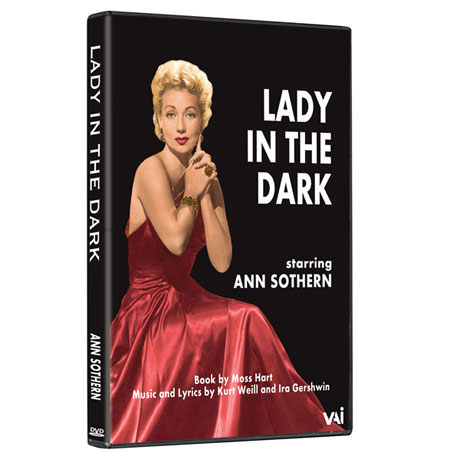Lady in the Dark DVD