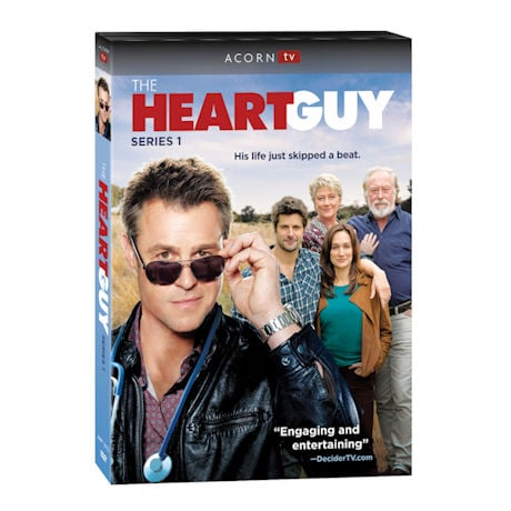 The Heart Guy Series 1 DVD