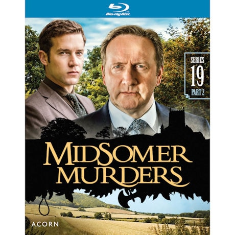 Midsomer Murders, Series 19, Part 2 DVD & Blu-ray
