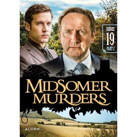 Midsomer Murders, Series 19, Part 2